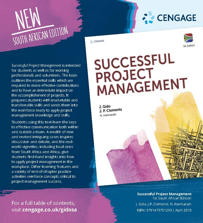 SA Successful Project Management
