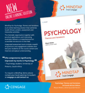 Cengage SA Psychology