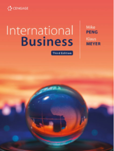 International Business, 3rd Edition