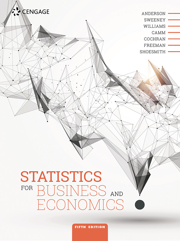 Anderson Statistics Business Economics