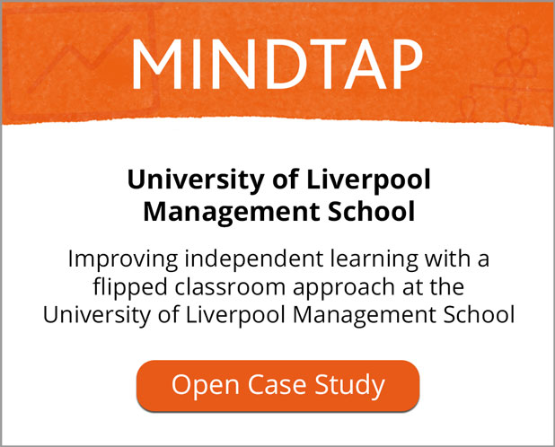 Cengage University of Liverpool Mindtap